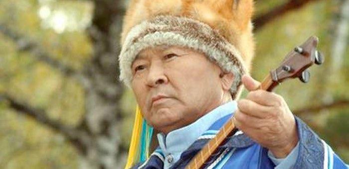 Народному сказителю Республики Алтай Таныспаю Шинжину исполнилось 85 лет