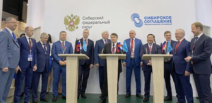 Делегация Республики Алтай работает на Петербургском экономическом форуме