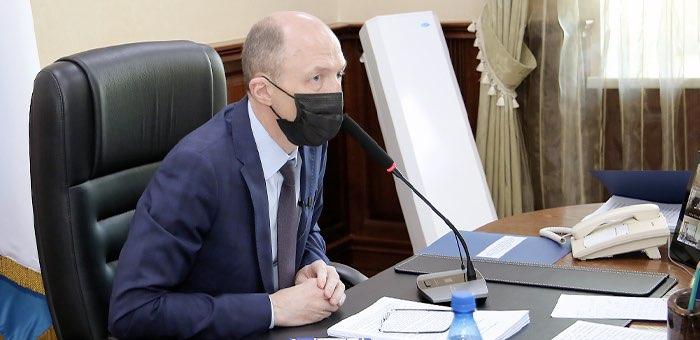 Олег Хорохордин призвал надзорные органы подключиться к решению проблем СПК «Амурский»