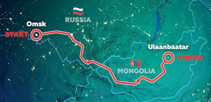 В июле через Горный Алтай пройдет ралли «Шелковый путь»
