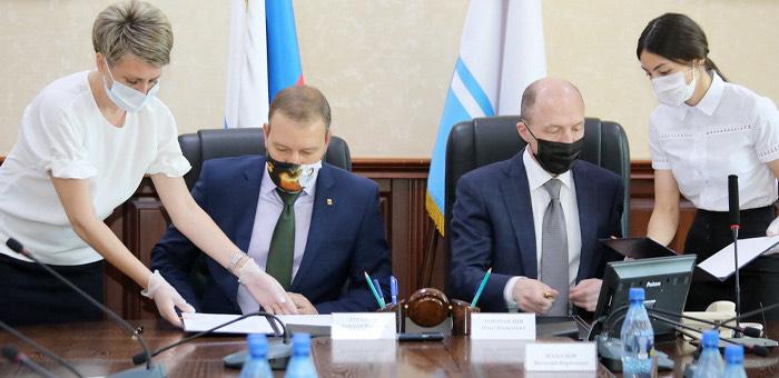 Всемирный фонд дикой природы и Республика Алтай подписали соглашение о сотрудничестве