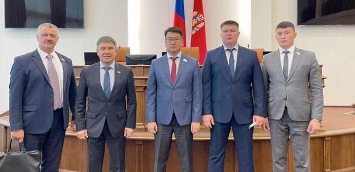 Делегация Госсобрания посетила Красноярск
