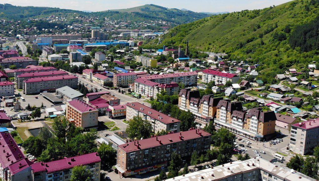 В следующем году в Горно-Алтайске благоустроят три общественные территории