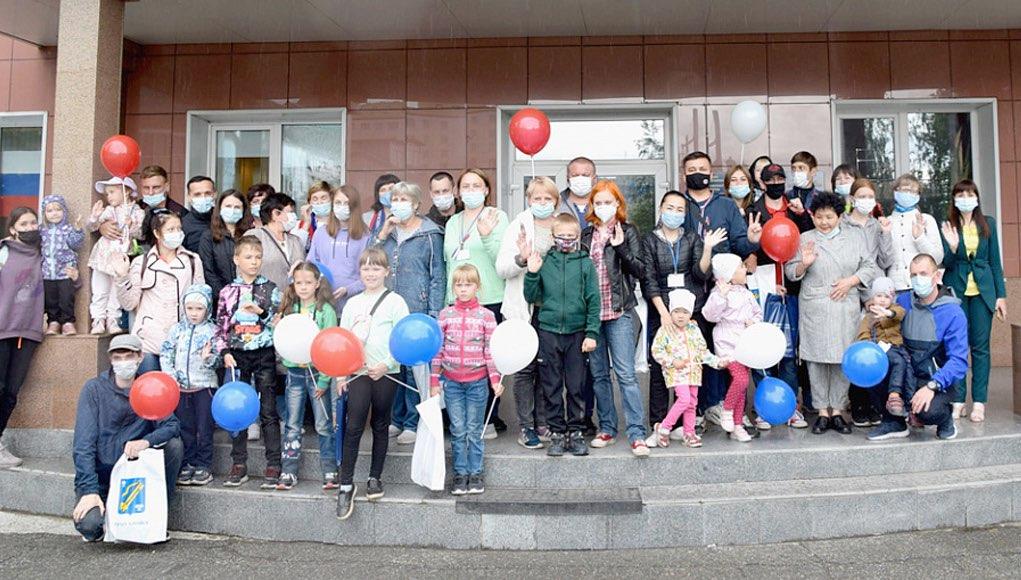 Семейный познавательный квест прошел в Горно-Алтайске