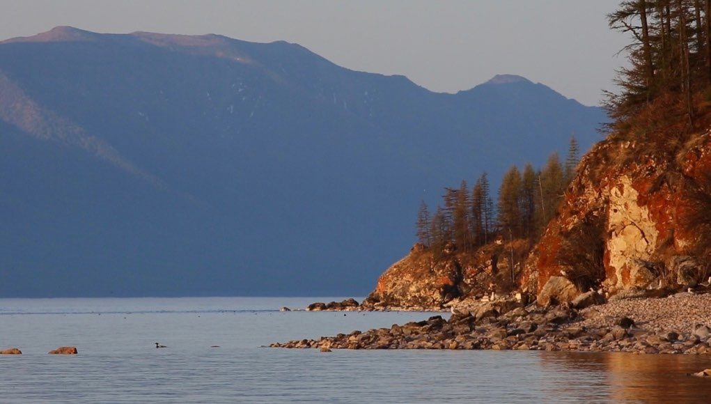 Режиссер из Горного Алтая Иван Усанов снял новый фильм об озере Байкал