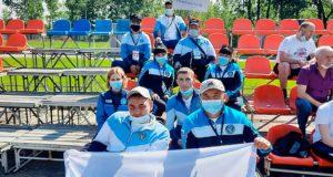 Спортсмены из Республики Алтай завоевали 15 медалей на Парасибириаде