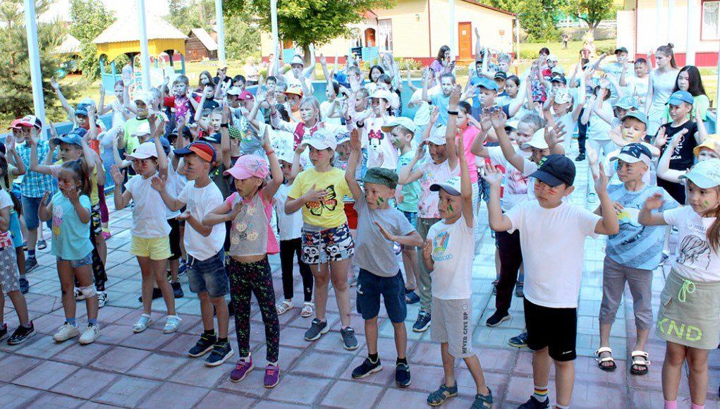 Как идет детская оздоровительная кампания в Горно-Алтайске