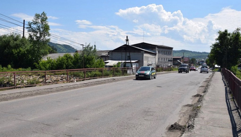 В Горно-Алтайске начался ремонт двух мостов. Возможны проблемы с автомобильным трафиком