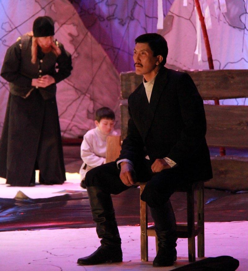 Спектакль «Восхождение на Хан Алтай» пройдет на сцене Драмтеатра 25 июня