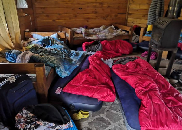 Еще один нелегальный детский лагерь обнаружен возле Инегеня