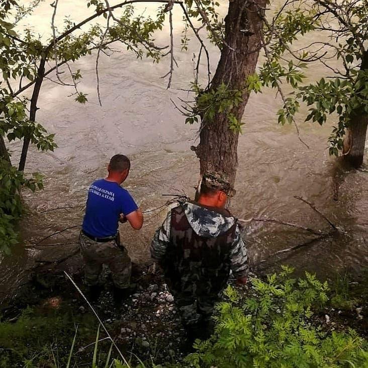 Три человека пропали без вести в Чулышманской долине