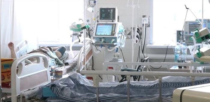 В больницах республики проходят лечение почти 600 «ковидных» пациентов