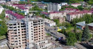 По нацпроекту жилье получили 32 семьи