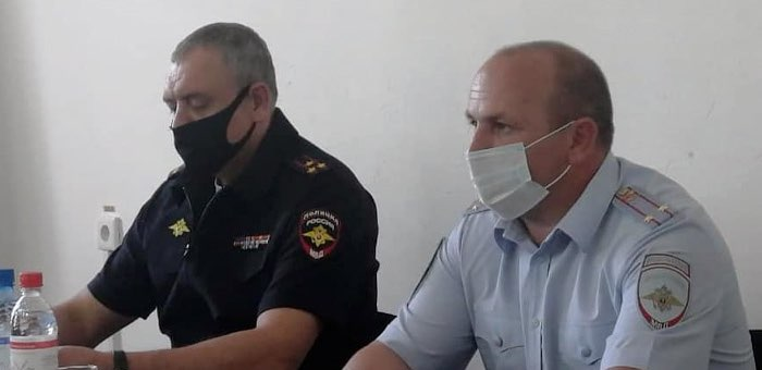 Алексей Родин стал новым начальником кош-агачской полиции