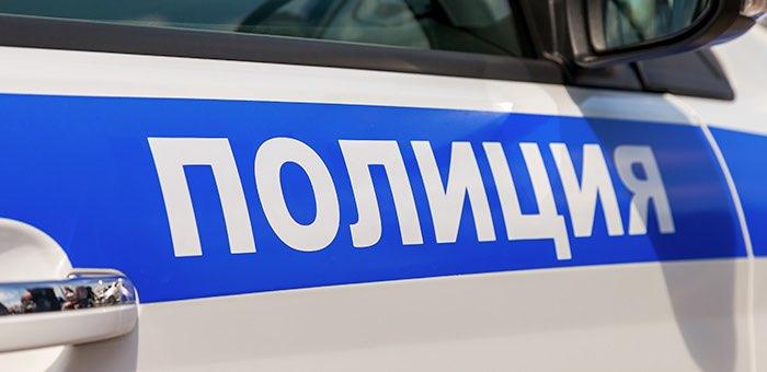 Горожанка напала на полицейского, защищая мужа