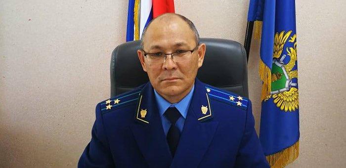 Юрий Куханов назначен природоохранным прокурором