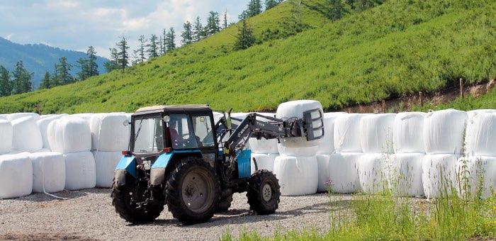 Применение технологии «сенаж в упаковке» повысило качество кормов