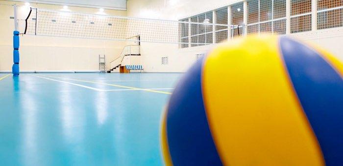В сайдысской школе ведут капитальный ремонт спортзала