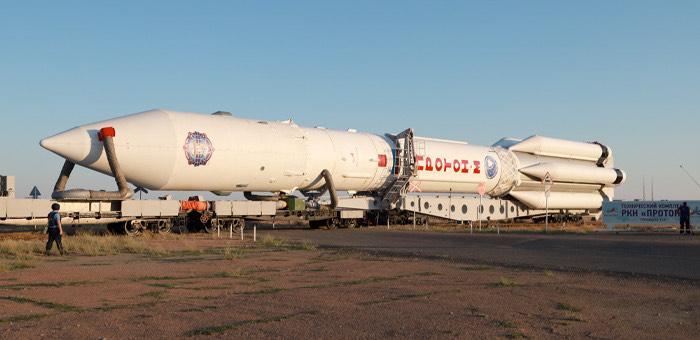 21 июля с Байконура стартует ракета-носитель «Протон-М»