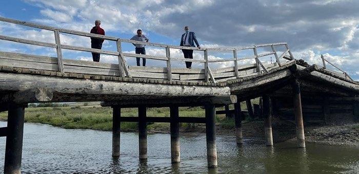Чиновники проинспектировали социальные объекты в Кош-Агачском районе