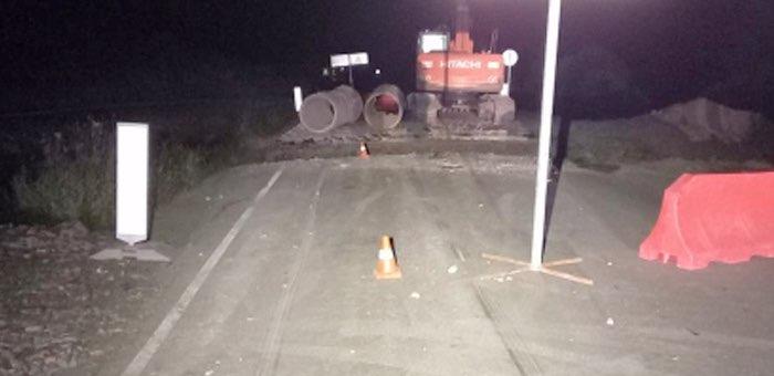 Ночью на Телецком тракте попали в ДТП туристы из Кемеровской области