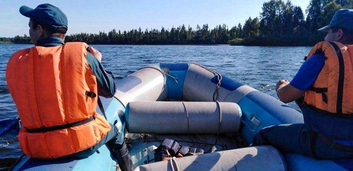 На Бии перевернулась моторная лодка, сын-подросток выплыл, отца ищут