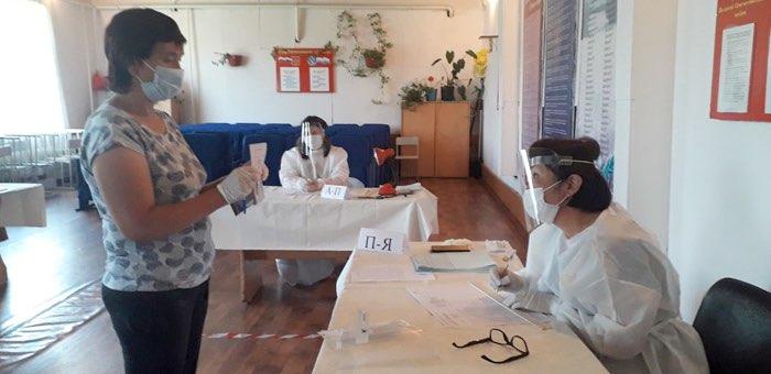 В Теньге и Улагане прошли довыборы депутатов