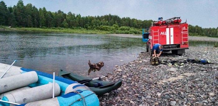 Два человека утонули на реке Лебедь