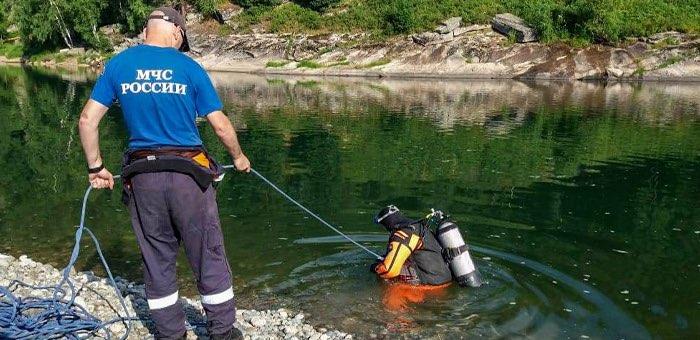 Обнаружены утонувшие в реке Лебедь рыбаки