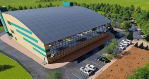 Строительство физкультурно-оздоровительного комплекса началось в Горно-Алтайске