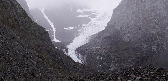 Ледник Малый Актру закрывают для посещений