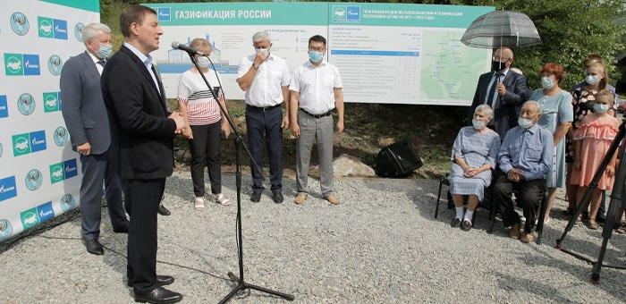 Тепло, доступно и экологично: в Горно-Алтайске подключили газораспределительные сети к микрорайону №24