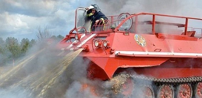 Дополнительные средства на приобретение лесопожарной техники выделены Республике Алтай