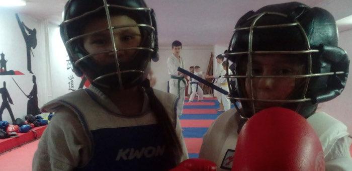 В Горно-Алтайске появится спортивная зона для занятия боевыми искусствами