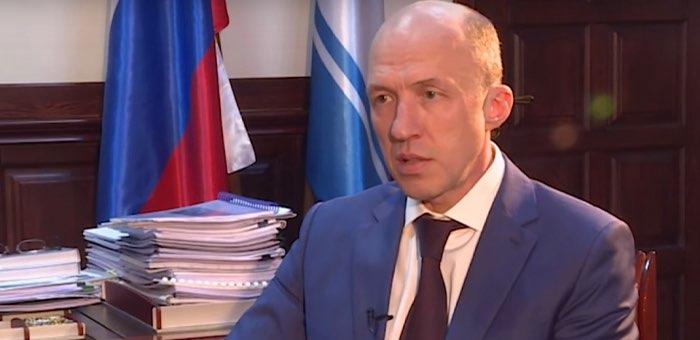 Интервью главы Республики Алтай Олега Хорохордина
