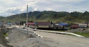 Завершается реконструкция моста через реку Кан