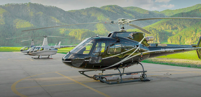 АФК «Система» купила вертолетную компанию «АлтайАвиа»