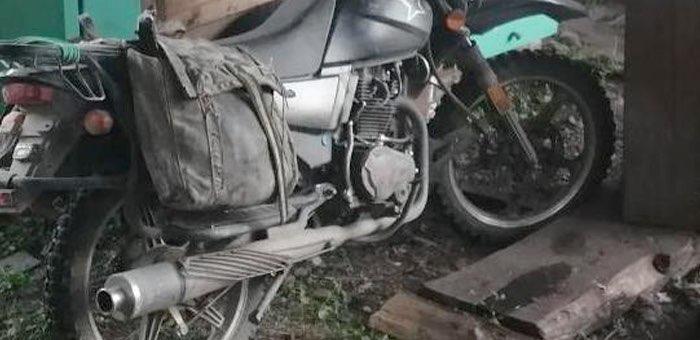 Очередной нетрезвый мотоциклист без прав попал в аварию в Республике Алтай