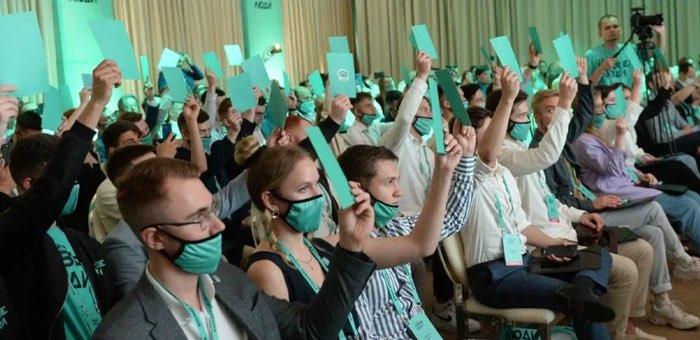 В Республике Алтай партия «Новые люди» представила кандидатов в Госдуму