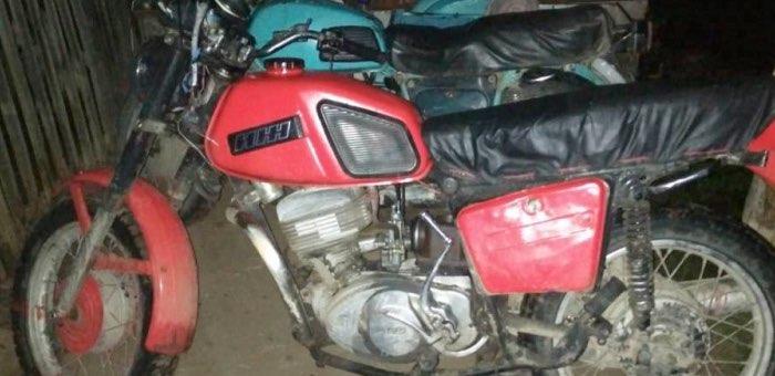 Подростки поехали кататься на мотоцикле и попали в ДТП
