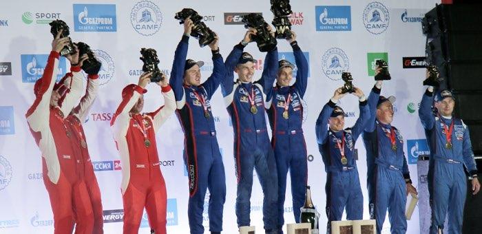 В Республике Алтай наградили победителей ралли «Шелковый путь»