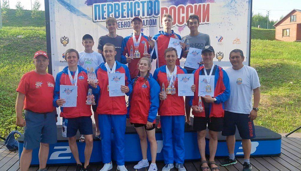 Горно-алтайские спортсмены успешно выступили на первенстве России по гребному слалому