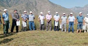 Онгудайские фермеры обсудили развитие кормопроизводства в среднегорье