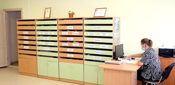 Чойская районная библиотека получит средства на модернизацию