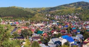 Жаркая погода сохраняется в Республике Алтай