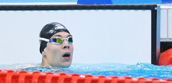 Роман Жданов выиграл еще одну медаль Паралимпиады