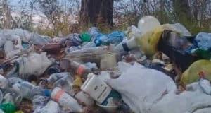 Воз мусора… и вывоз?