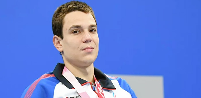 Роман Жданов завоевал еще одну медаль Паралимпиады