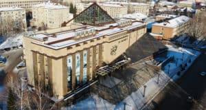 Национальный музей переходит на зимний режим работы