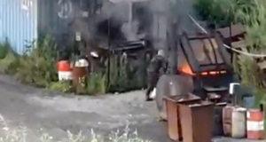 Информация о сжигании медицинских отходов из ковидных госпиталей оказалась ложной